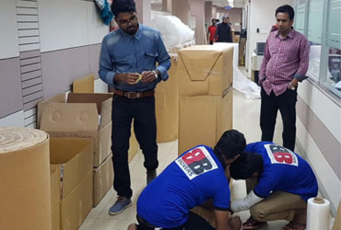 packing and movers Bangladesh