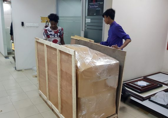Machinery Moving Services in dhaka – BBmovers